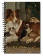 Best Of Friends Spiral Notebook