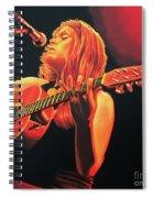 Beth Hart  Spiral Notebook
