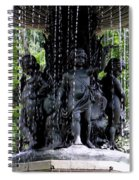 Bethesda Boys Spiral Notebook
