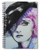 Bette Davis 02 Spiral Notebook
