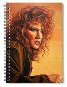 Bette Midler Spiral Notebook