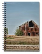 Better Days Central Il Spiral Notebook