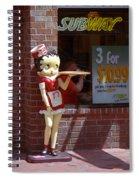 Betty Boop 1 Spiral Notebook