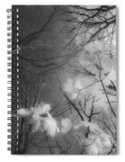 Between Black And White-02 Spiral Notebook