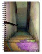 Between Floors Spiral Notebook