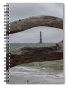 Between The Limbs Spiral Notebook