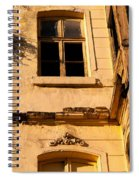 Beyoglu Old House 01 Spiral Notebook