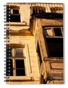 Beyoglu Old House 02 Spiral Notebook