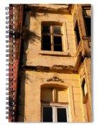 Beyoglu Old Houses 01 Spiral Notebook