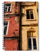 Beyoglu Old Houses 02 Spiral Notebook