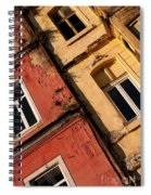 Beyoglu Old Houses 03 Spiral Notebook