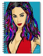 Beyonce Crazy In Love Spiral Notebook