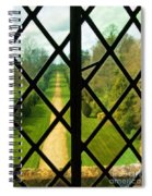 Beyond M'lord's Chamber Spiral Notebook