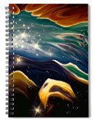 Beyond The Furthest Point Spiral Notebook