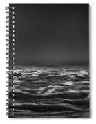 Beyond The Sea Spiral Notebook