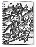 Bezoar Stone, 1491 Spiral Notebook