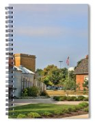 Bgsu Carillon Dining Hall And Educational Memorabilia Center 3250 Spiral Notebook