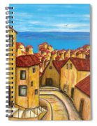 Biagi In Tuscany Spiral Notebook