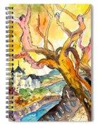 Biarritz 04 Spiral Notebook
