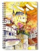 Biarritz 05 Spiral Notebook