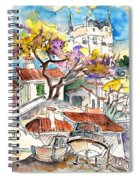Biarritz 10 Spiral Notebook