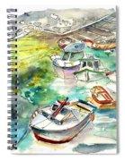Biarritz 17 Bis Spiral Notebook