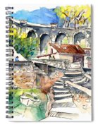 Biarritz 18 Spiral Notebook