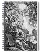 Bible History, 1752 Spiral Notebook
