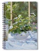 Bicchiere Verticale Spiral Notebook