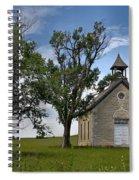 Bichet School Spiral Notebook