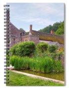 Bickleigh Castle - Devon Spiral Notebook