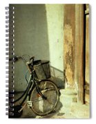 Bicycle 02 Spiral Notebook