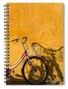 Bicycle 07 Spiral Notebook