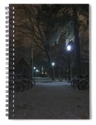 Bicycle Barnyard Spiral Notebook