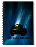 Big Bang Theory Spiral Notebook