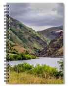 Big Bar View Spiral Notebook