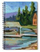 Big Bear Lake South Shore 2 Spiral Notebook