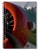 Big Beast Spiral Notebook