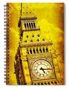 Big Ben 15 Spiral Notebook