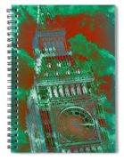 Big Ben 16 Spiral Notebook