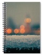 Big Ben Bokeh Spiral Notebook