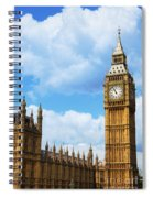 Big Ben Spiral Notebook