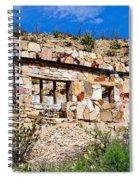 Big Bend Architecture Spiral Notebook