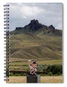 Big Boy Ranch Spiral Notebook