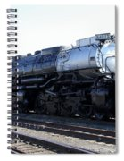 Big Boy - Union Pacific Railroad Spiral Notebook