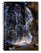 Big Bradley Falls 5 Spiral Notebook