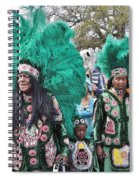 Big Chief Monk Boudreaux Spiral Notebook