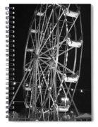 Big Eli Ferris Wheel 2 Spiral Notebook