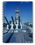 Big Guns Spiral Notebook