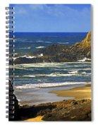 Big Head Pointe Spiral Notebook